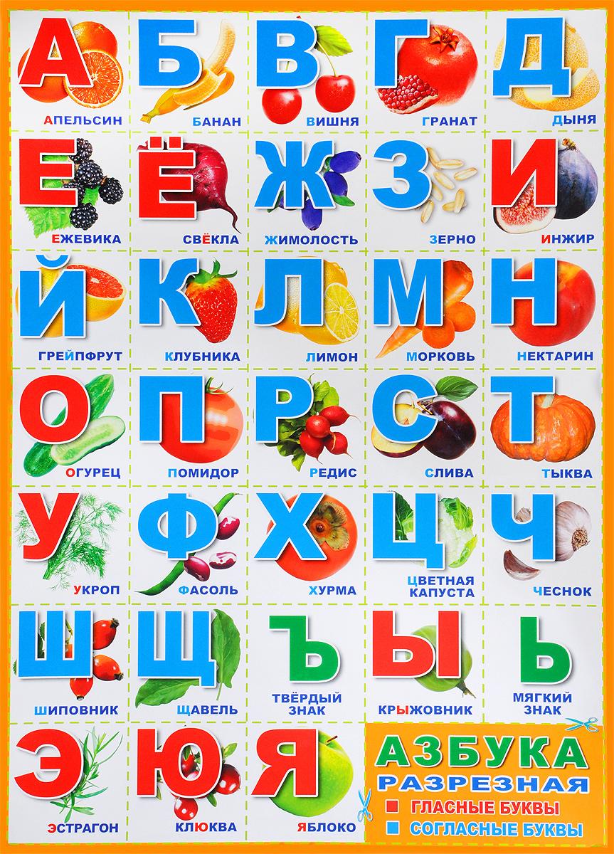 Как сделать плакат с алфавитом