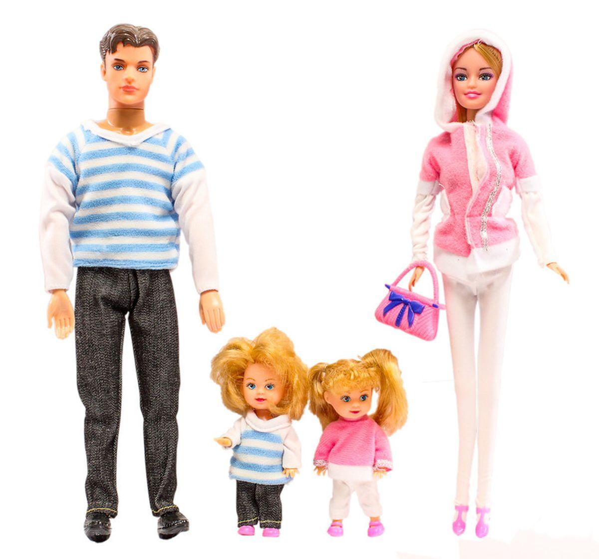 семья кукол картинки