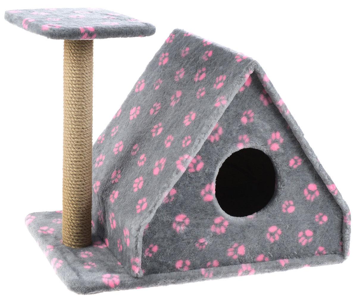 Картинки с домиками для кошек
