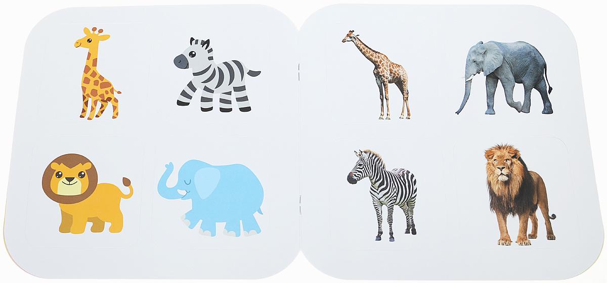 Картинки для детей животные зоопарк