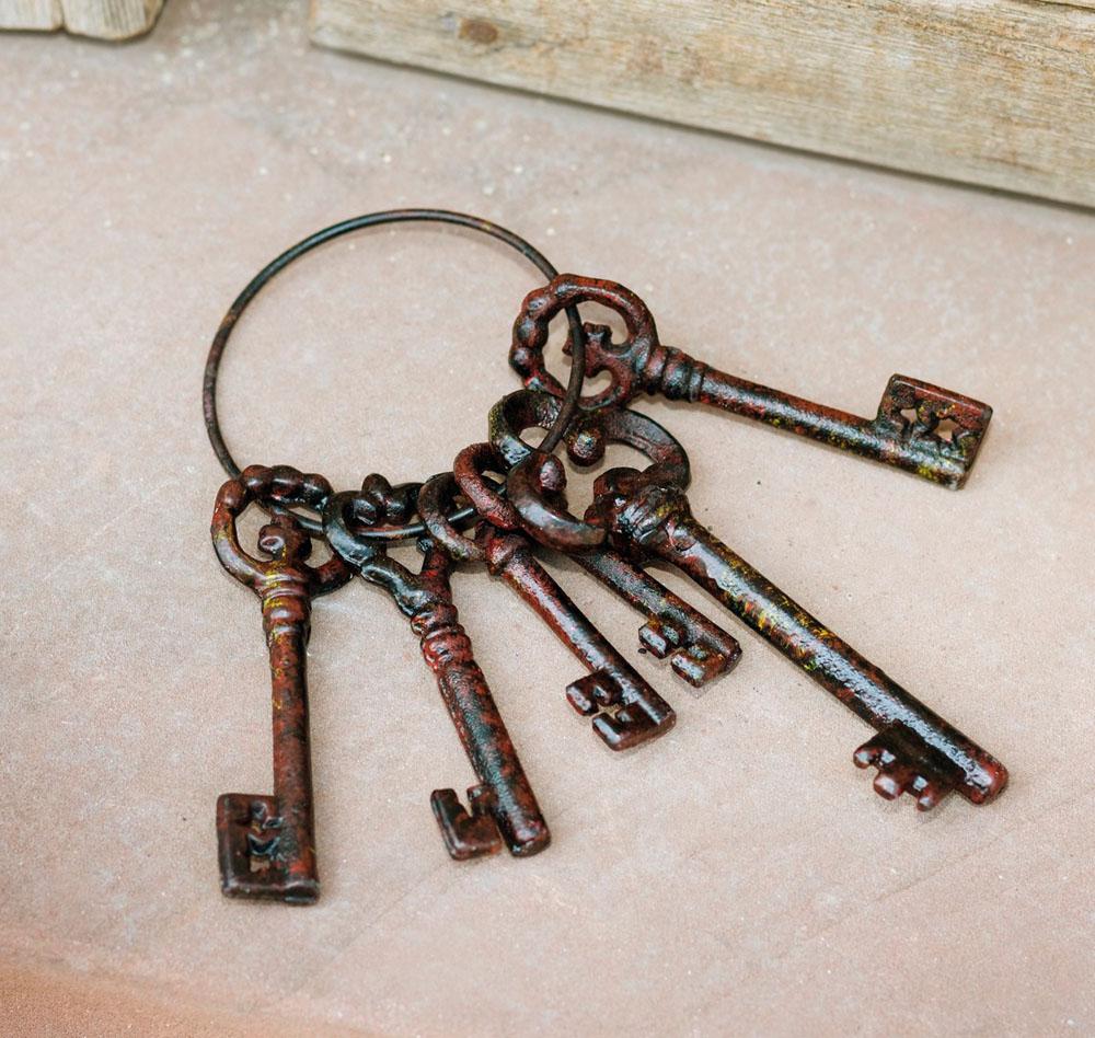 Картинки ключи в связке