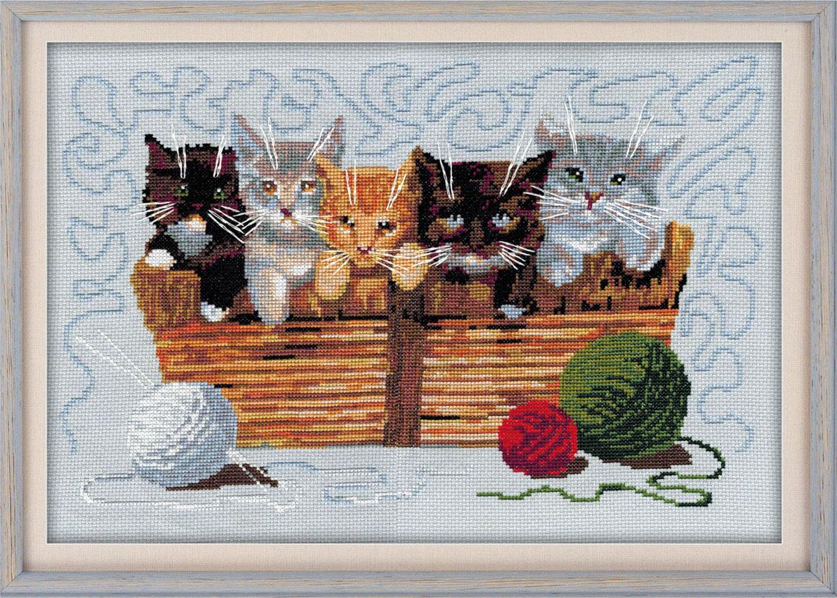 Купить наборы для вышивания из коллекции «Кошки» 69