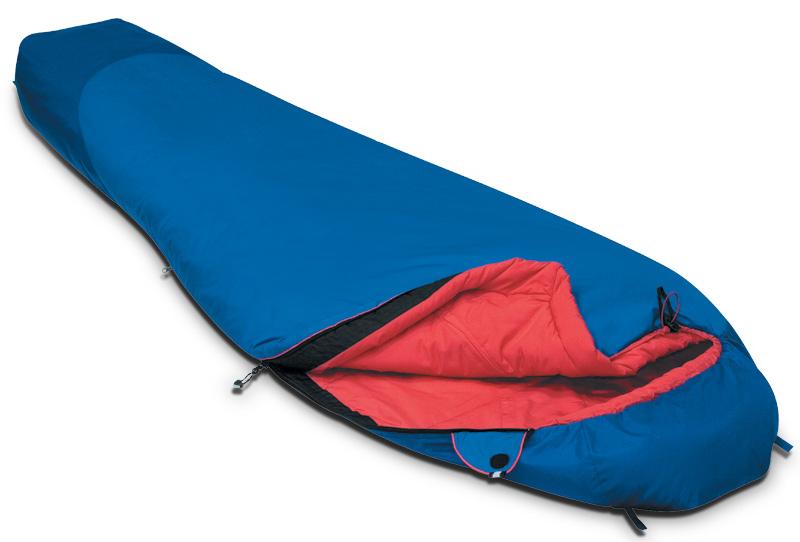 Спальный мешок одеяло alexika