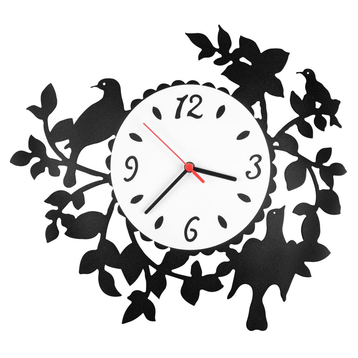 Настенные часы часы настенные белые, более 48 моделей.