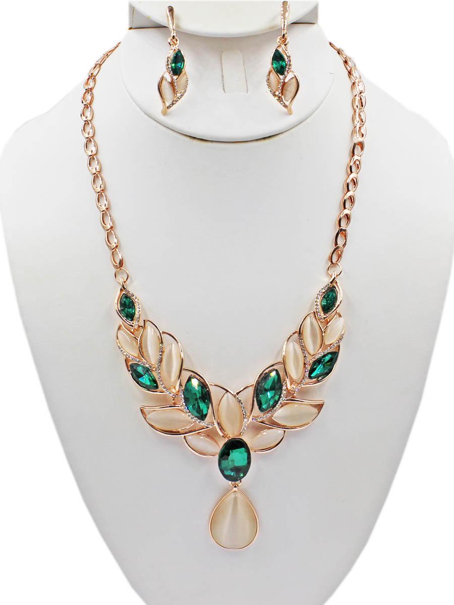 картинки бижутерии ожерелья автоматический зелёный