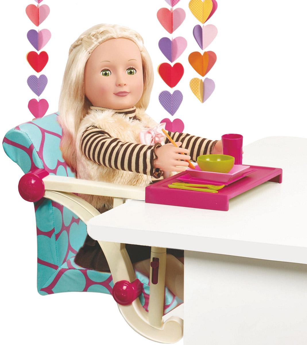 Стульчик для кормления кукол